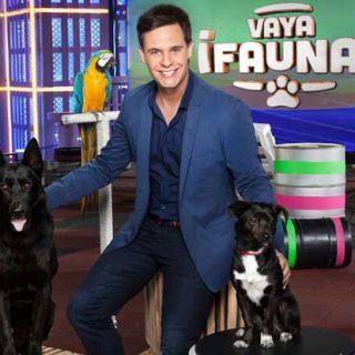 El Partido Animalista exige a Telecinco la cancelación de 'Vaya Fauna'
