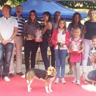 @PuertoPortals La fiesta 'SOS Animal' en Puerto Portals recibe cerca de 3.000 visitantes.
