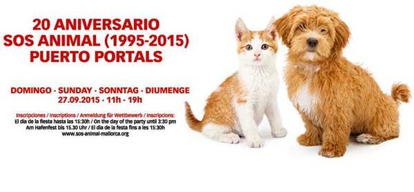'SOS Animal', próximo 27 de septiembre