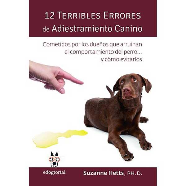 Libro 12 Terribles errores de adiestramiento