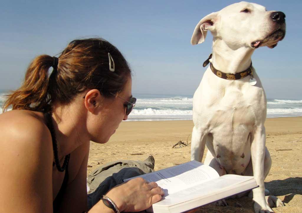 Lectura con perros