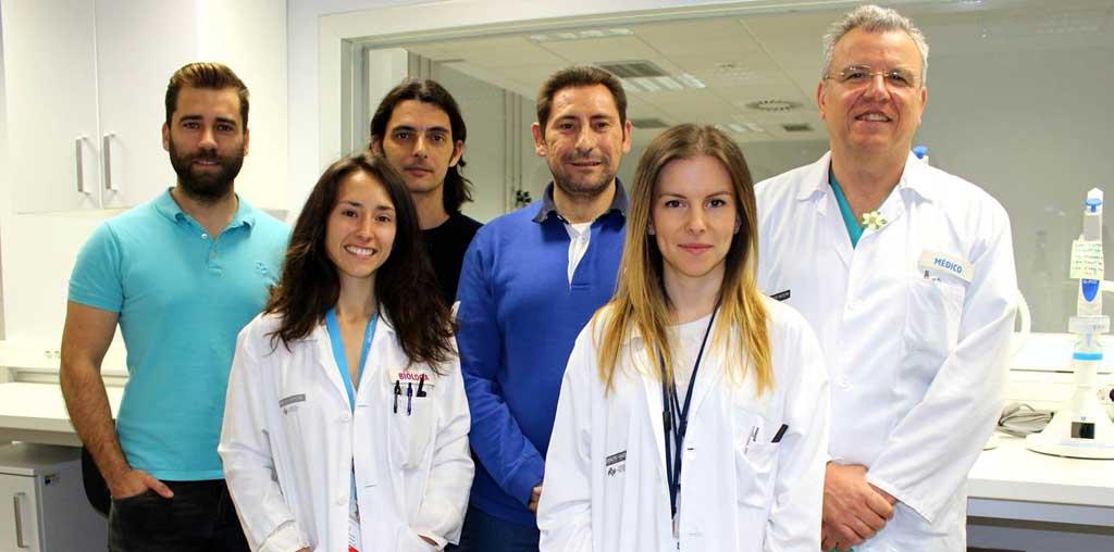 Investigadores de Perros detectores de cáncer de próstata.