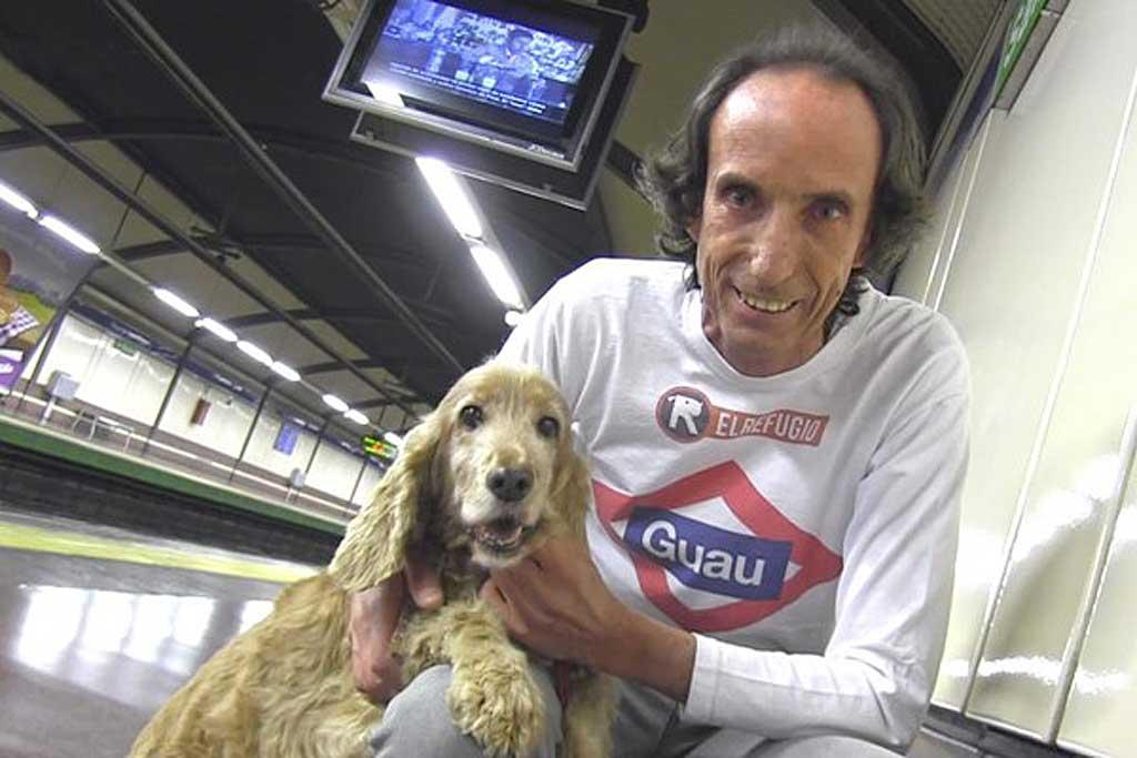Los perros en el metro de Madrid podrán viajar libre y gratuitamente por toda la red