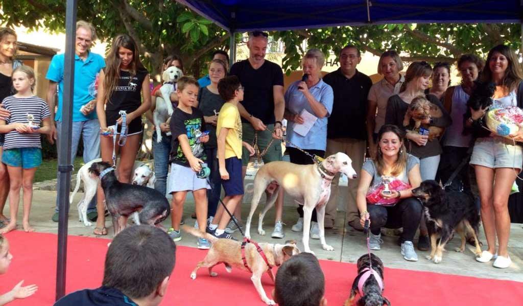 Gran éxito de la fiesta SOS Animal
