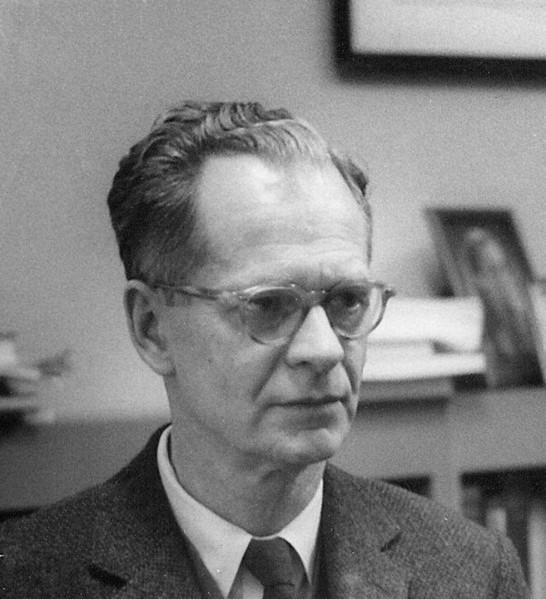 """B. F. Skinner... El """"padre"""" del conductismo y el primero en desarrollar la teoría del condicionamiento operante."""