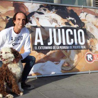 Se celebra en Cádiz, el primer juicio contra una perrera en España.