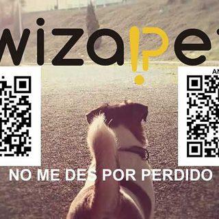 Wizapet es una app colaborativa para emitir alertas y avisos de mascotas perdidos o encontrados en cualquier lugar.