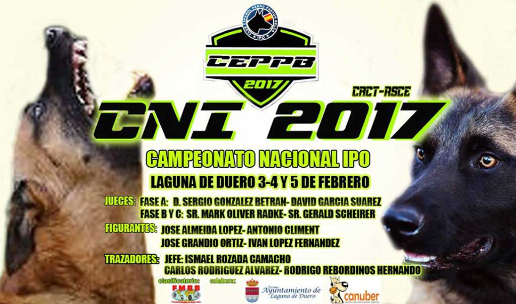 Campeonato Nacional IPO CEPPB 2017