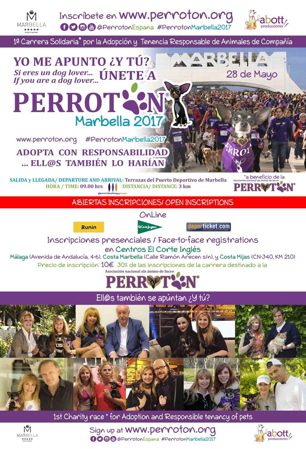 Perrotón Marbella 2017.