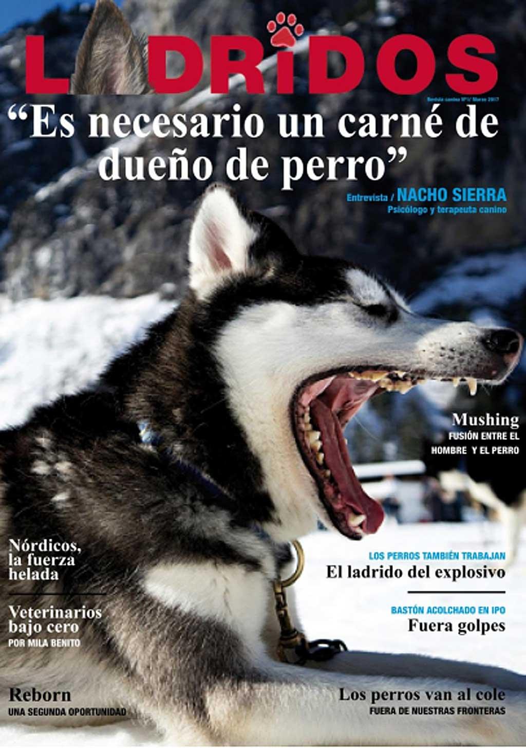 Nueva revista Ladridos.
