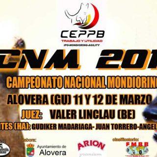 Campeonato Nacional Mondioring 2017