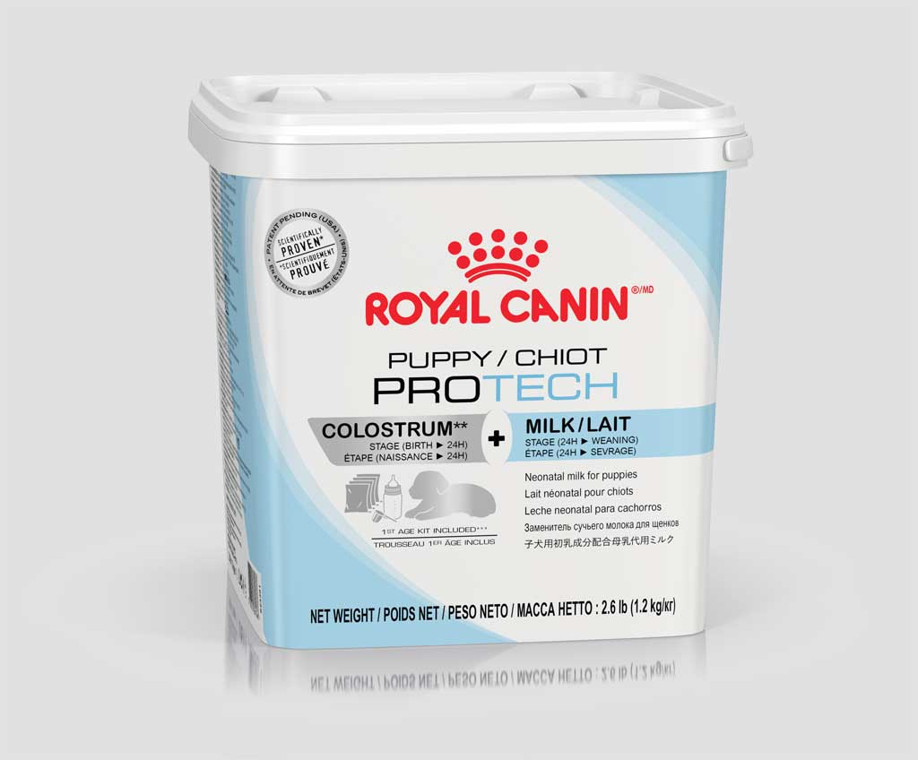 Puppy Pro Tech alimento para cachorros neonatales