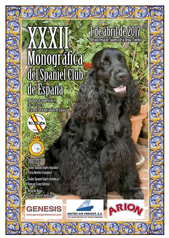 Más de 1.300 perros en las exposiciones caninas de Talavera de la Reina.