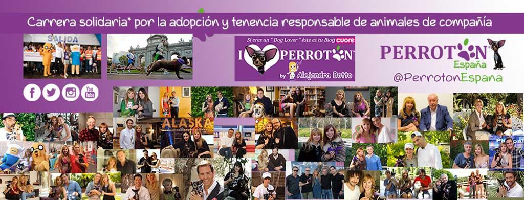 El objetivo de Perrotón Madrid 2017 es promover y fomentar la adopción y tenencia responsable de nuestros animales de compañía.