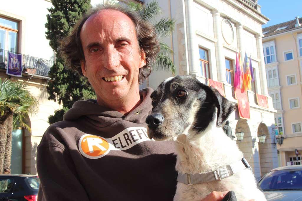 La Guardia Civil investiga la perrera El Corralet, Vinaròs.