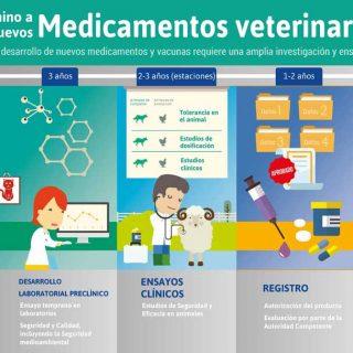 Acerca de los medicamentos veterinarios.