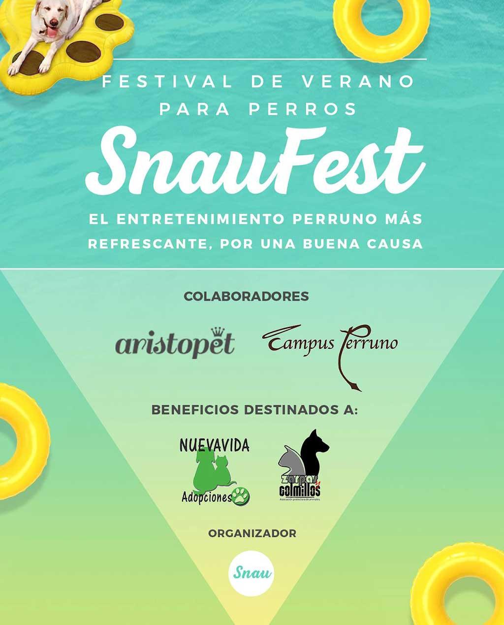 """Campus Perruno acoge la I edición de """"SnauFest""""."""