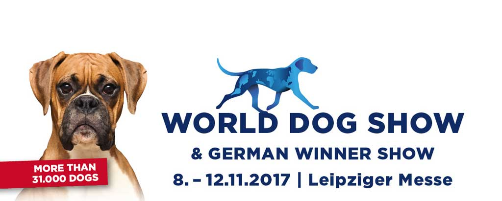 Más de 500 perros españoles participarán en la Exposición Mundial Canina de Leipzig 2017.