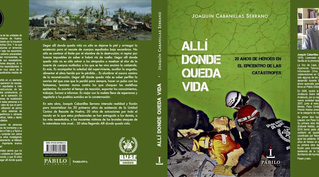 Allí donde queda vida, de Joaquín Cabanillas Serrano