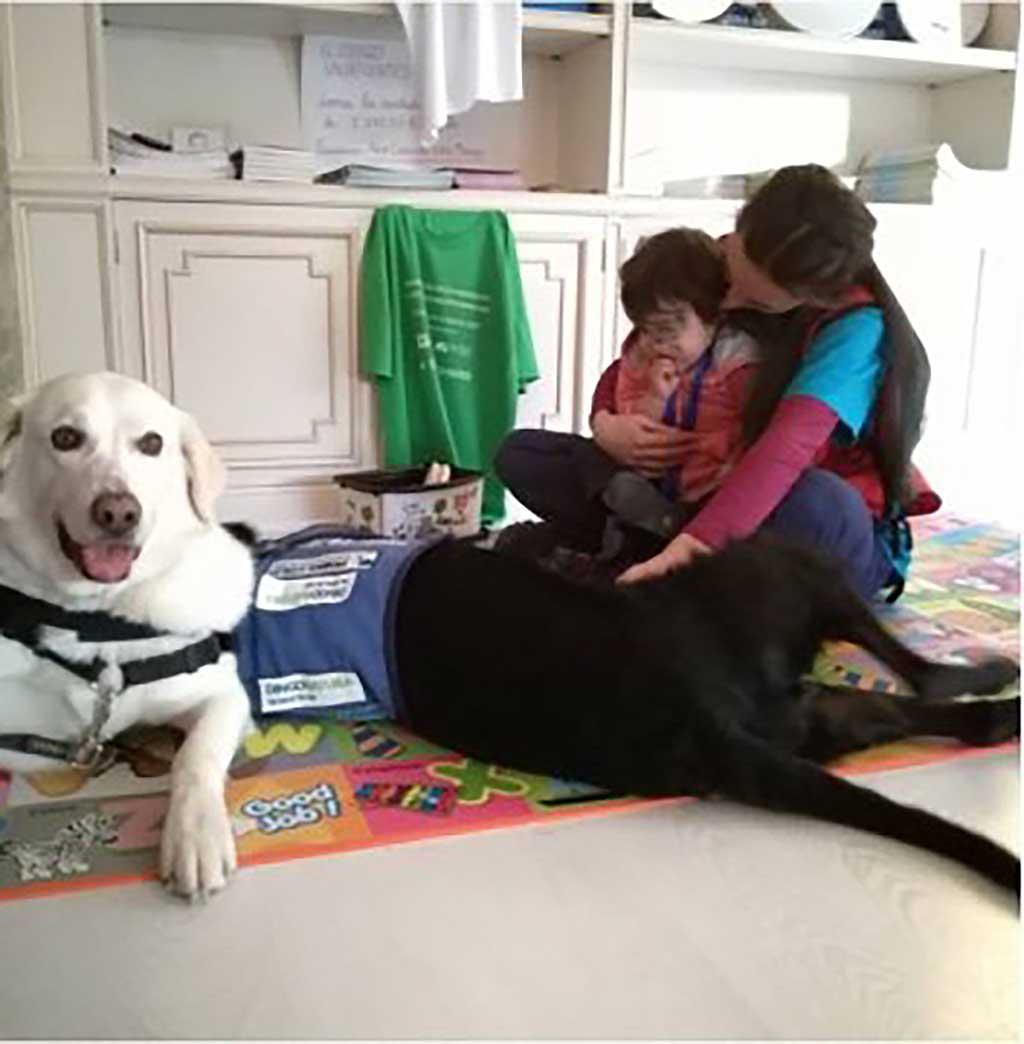 """Proyecto """"Un perro, un niño feliz"""""""