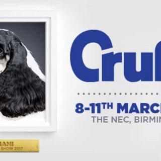 22.000 perros compiten por el título mundial de Crufts Best In Show