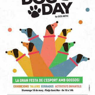 Dog Day by Gos Àrtic, 18 de marzo