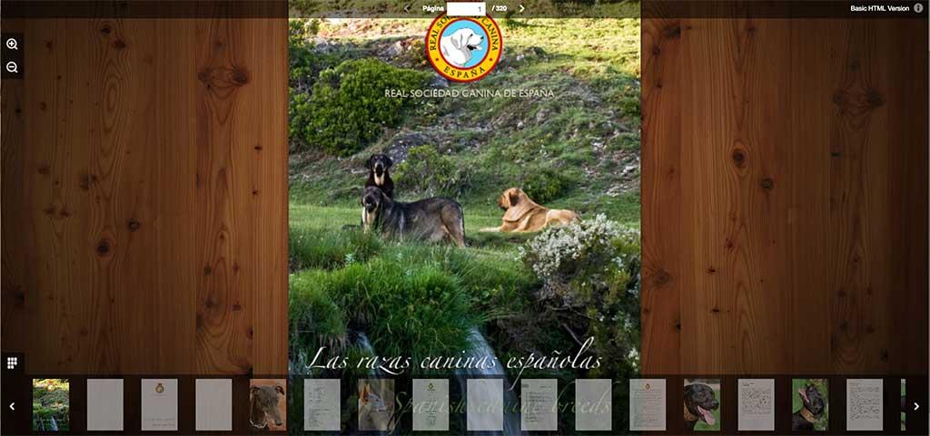 #Perros @RSocidadCanina Libro gratis de razas españolas, 320 páginas, publicado por la Real Sociedad Canina de España.