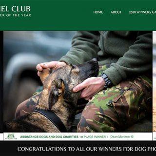 """El Kennel Club ha anunciado los ganadores de """"Fotógrafo de perros del año""""."""