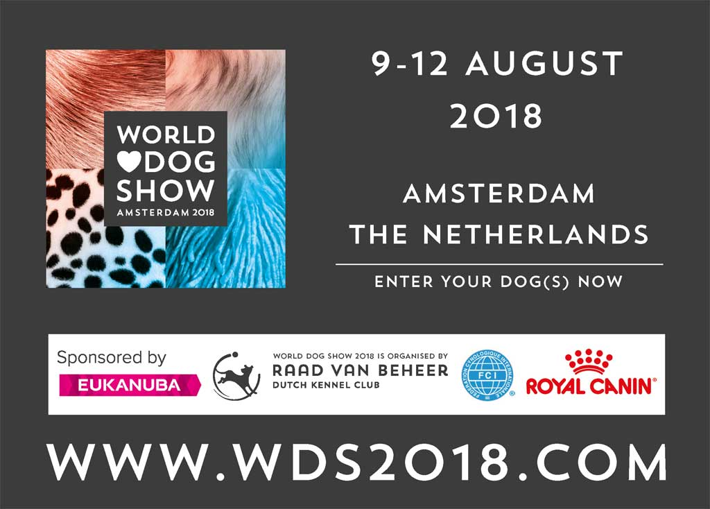 World Dog Show 2018.