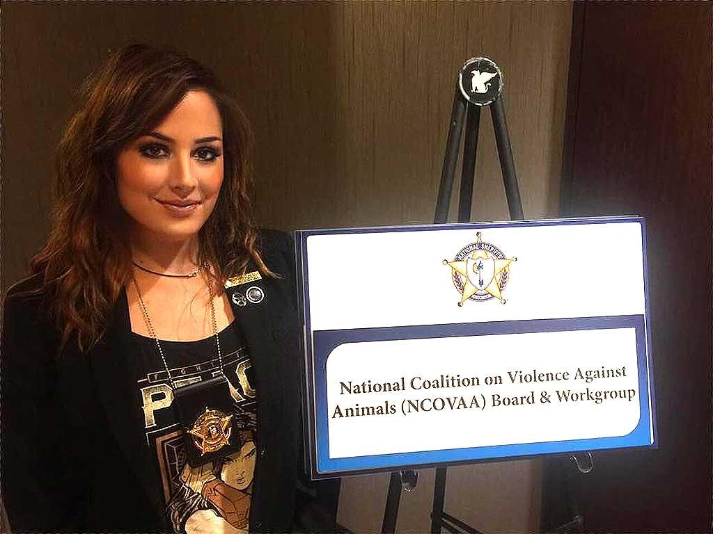 """Nuria Querol participa en el white paper """"Animal Cruelty as a Gateway Crime"""""""