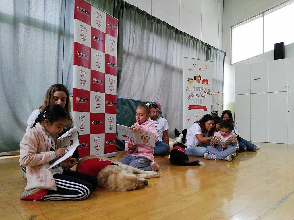'Aprender Juntos es Mejor' por primera vez en Murcia.