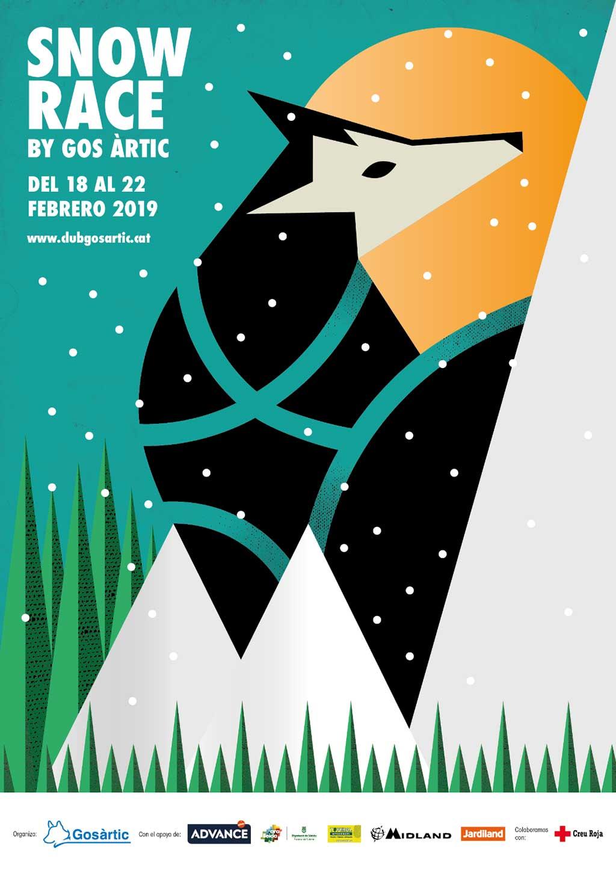 Snow Race by Gos Àrtic, vuelve el espíritu Pirena.