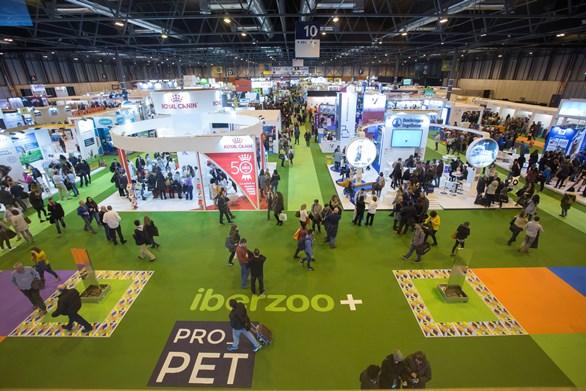 IBERZOO+PROPET 2019, Feria Internacional para el Profesional del Animal de Compañía, del21/03/2019 al 23/03/2019.