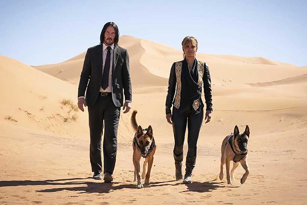 "Los perros de John Wick 3: Parabellum, ""adiós malinois""."