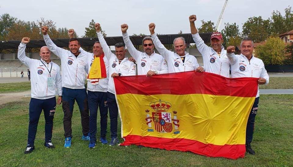 España, en la elite del Campeonato del mundo de pastor alemán IGP