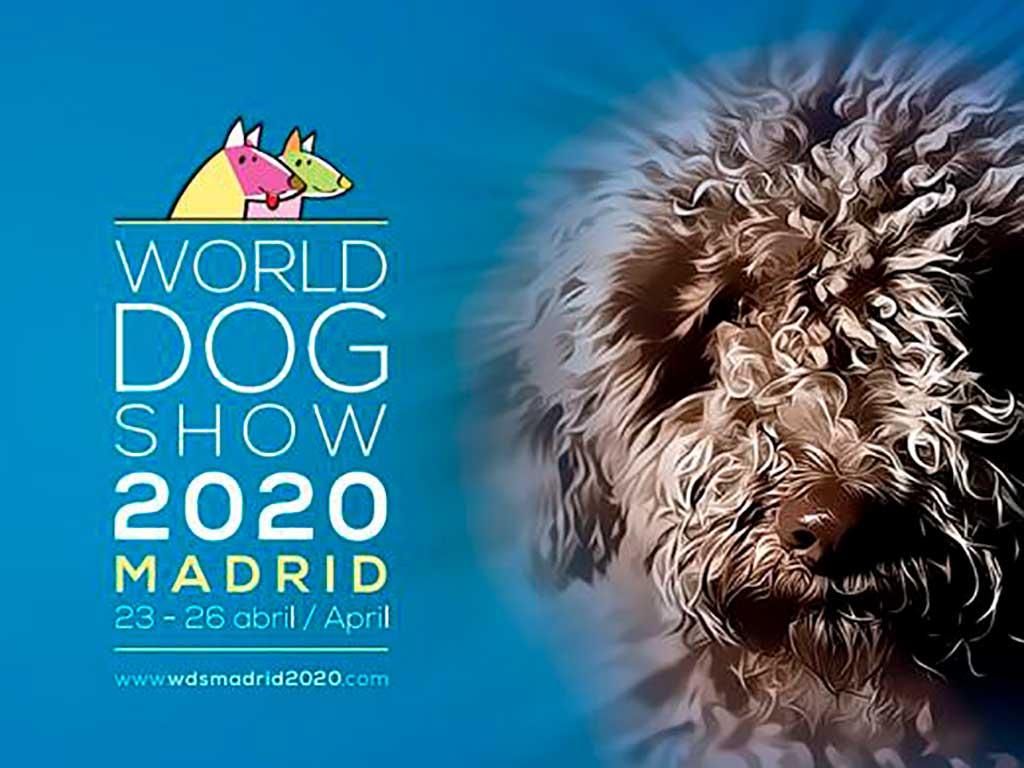 World Dog Show 2020, ¿por fin en diciembre? Todo apunta a que sí.