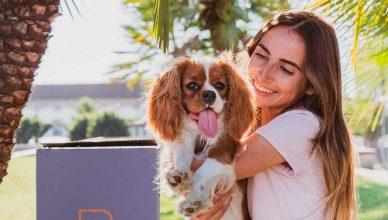 Barkyn ofrece un permiso de paternidad a sus empleados que acojan una mascota.