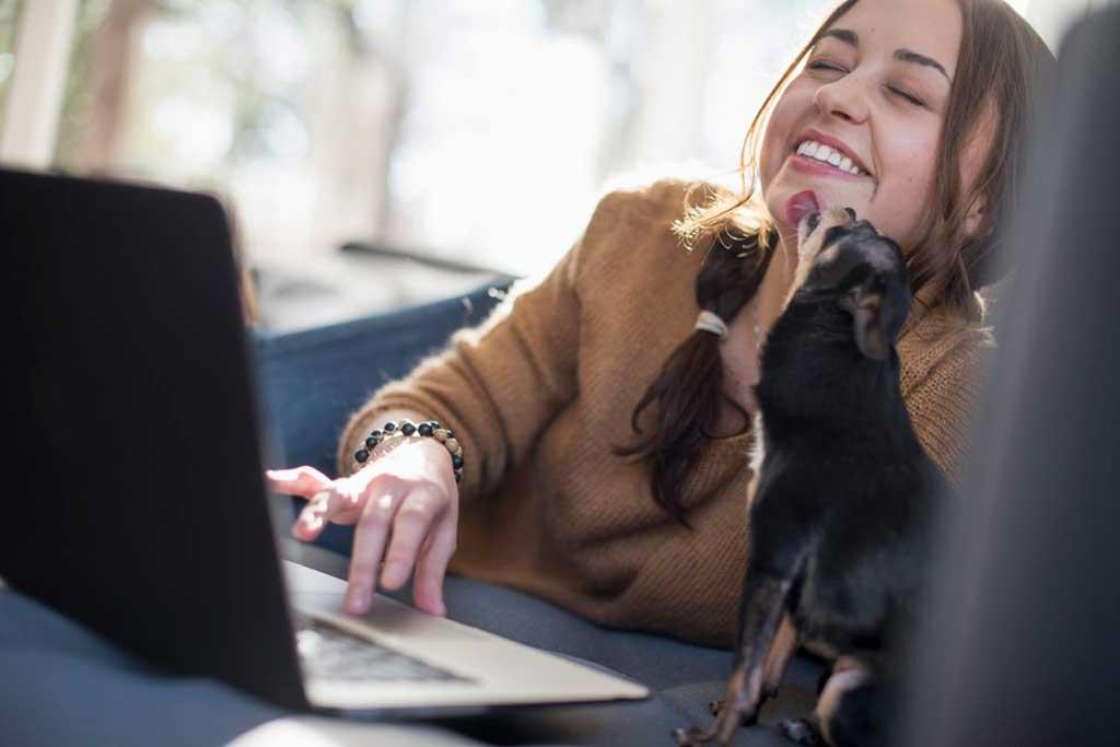 Un estudio dirigido por la Universidad de York (Reino Unido) constata estadísticamente que tener un animal de compañía durante el confinamiento es bueno para la moral y la salud mental.