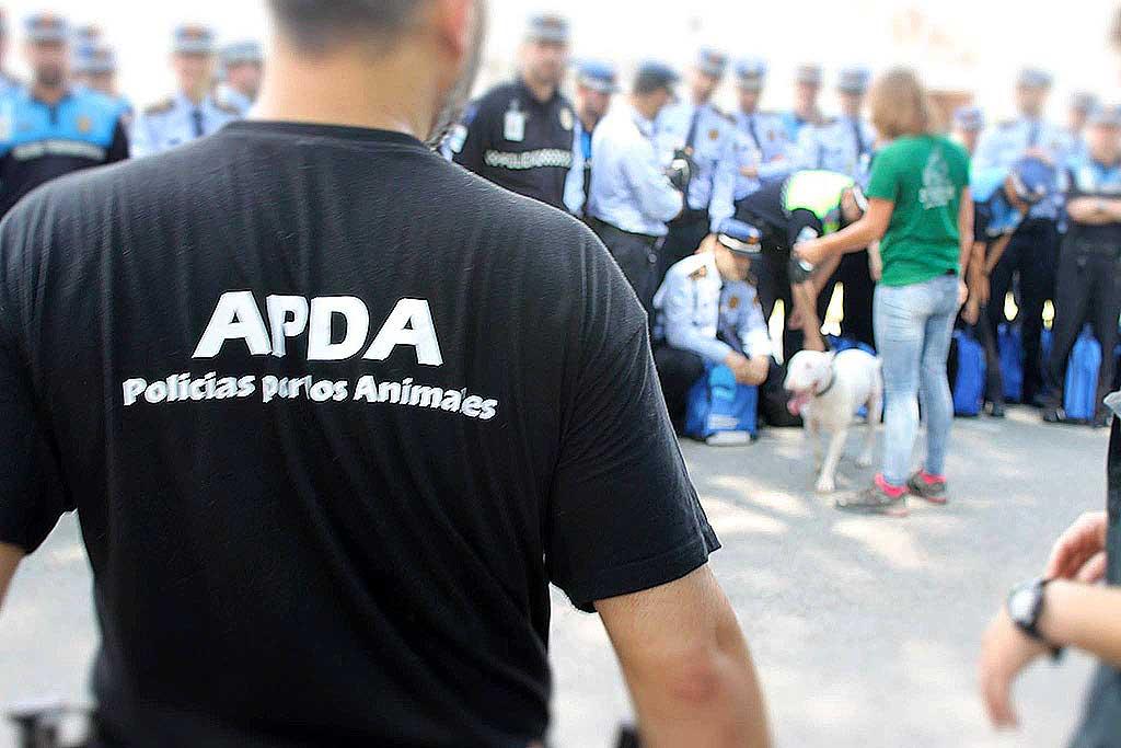 APDA Policías por los Animales