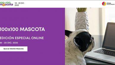 100x100 Mascota 2020 On Line, 18 a 20 de diciembre