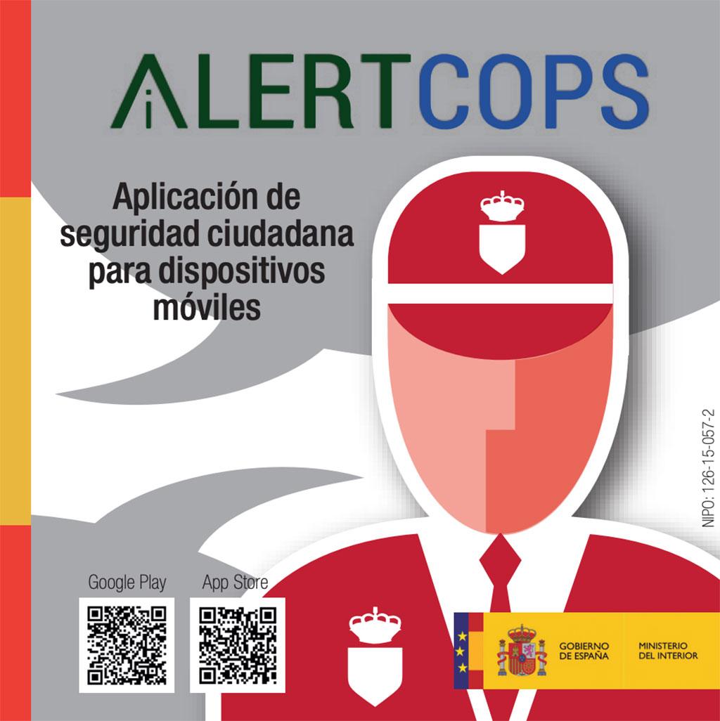La aplicación AlertCops incluye una nueva funcionalidad para comunicar delitos de maltrato animal