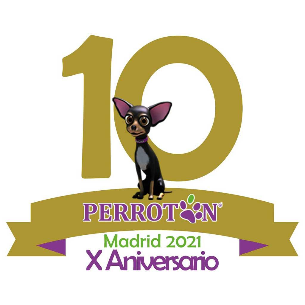 Perrotón España celebra su Décimo Aniversario.