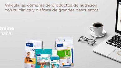 Virbac abre una tienda online para su gama de alimentación animal.