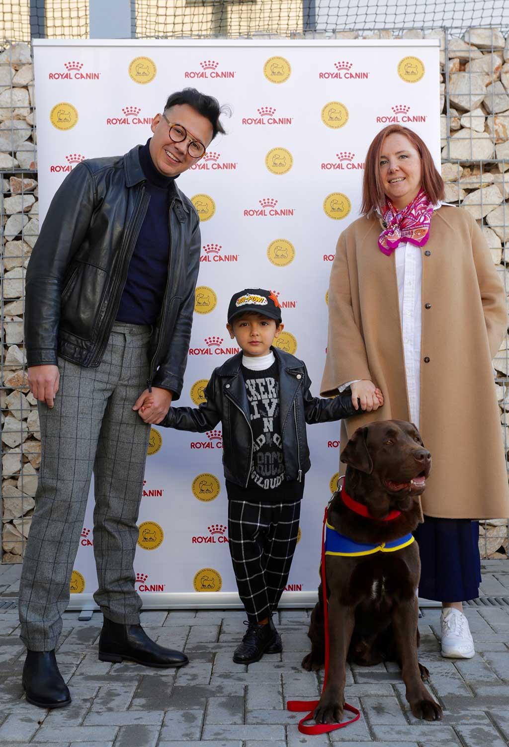 Royal Canin colabora con la Fundación Bocalán.