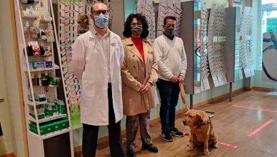 El paseo virtual canino recauda importantes fondos para la Fundación ONCE del Perro Guía