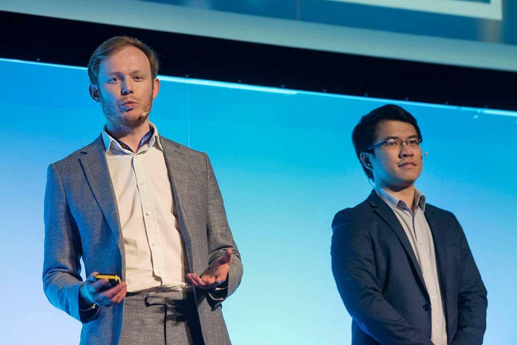 Ganadores de la edición 2021 del programa acelerador de start-ups 'UNLEASHED'
