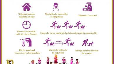 Perrotón Madrid 2021 contará con todas las medidas de control y prevención del COVID-19